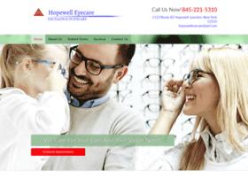 Hopewelleyecare.net thumbnail
