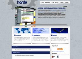 Horde.org thumbnail