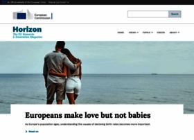 Horizon-magazine.eu thumbnail
