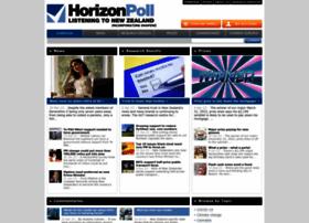 Horizonpoll.co.nz thumbnail