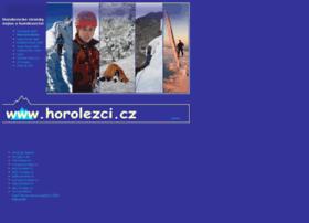 Horolezci.cz thumbnail