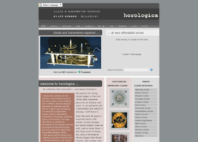 Horologica.co.uk thumbnail
