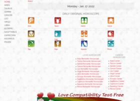 Horoscope-daily-free.net thumbnail