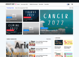 Horoscopetoday.us thumbnail