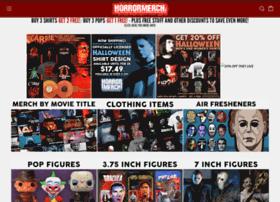 Horrormerchstore.com thumbnail
