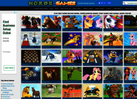 Horse-games.org thumbnail