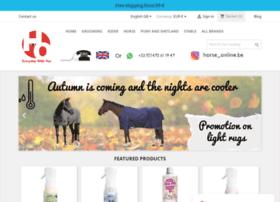 Horse-online.be thumbnail