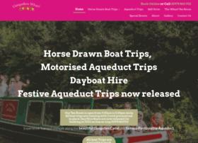 Horsedrawnboats.co.uk thumbnail