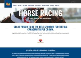 Horseracing.olg.ca thumbnail