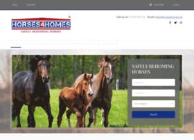 Horses4homes.net thumbnail