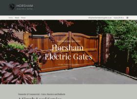 Horshamelectricgates.co.uk thumbnail