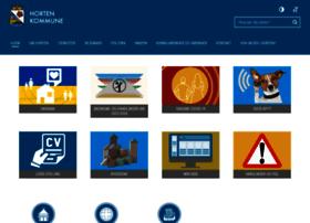 Horten.kommune.no thumbnail
