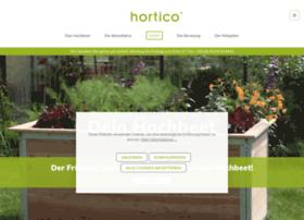 Hortico.de thumbnail