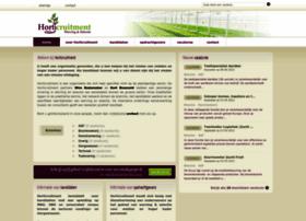Horticruitment.nl thumbnail