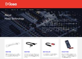 Hosatech.jp thumbnail