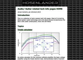Hosenlander.nl thumbnail