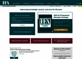 Hospicefoundation.org thumbnail