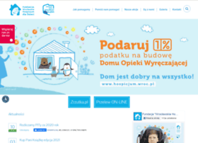 Hospicjum.wroc.pl thumbnail