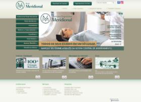 Hospitalmeridional.com.br thumbnail