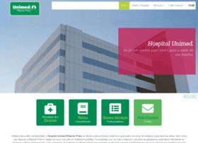 Hospitalunimedribeirao.com.br thumbnail