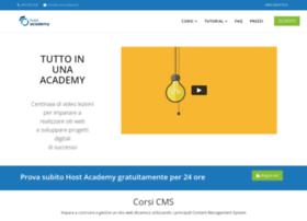 Host-academy.it thumbnail
