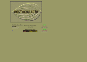 Hostacollectie.be thumbnail