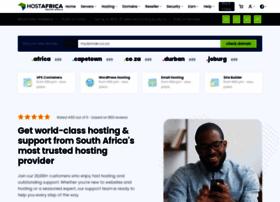 Hostafrica.co.za thumbnail