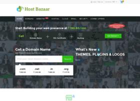 Hostbazaar.in thumbnail