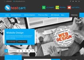 Hostcart.co.za thumbnail