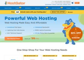 Hostgator.in thumbnail