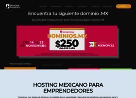 Hosting-mexico.net thumbnail