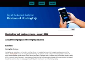 Hostingraja.review thumbnail