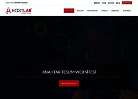 Hostlab.net.tr thumbnail
