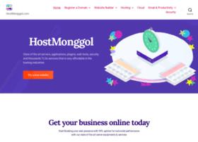 Hostmonggol.com thumbnail