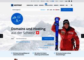 Hostpoint.ch thumbnail