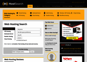 Hostsearch.com thumbnail