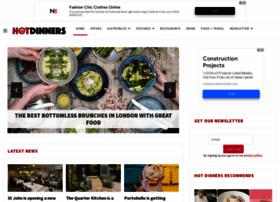 Hot-dinners.com thumbnail