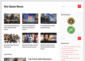 Hot-game-news.info thumbnail
