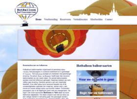 Hotballoon.nl thumbnail