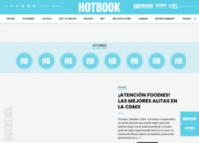 Hotbook.com.mx thumbnail
