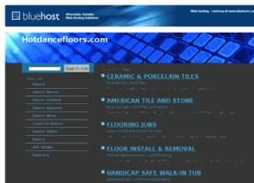 Hotdancefloors.com thumbnail