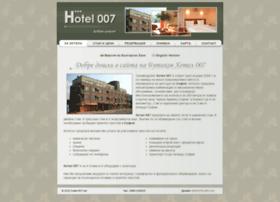 Hotel-007.net thumbnail