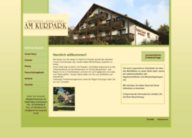 Hotel-am-kurpark-bs.de thumbnail