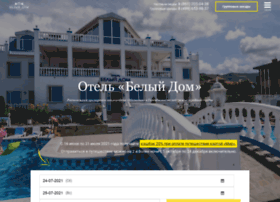 Hotel-bely-dom.ru thumbnail
