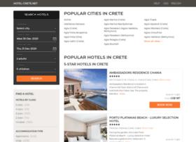 Hotel-crete.net thumbnail