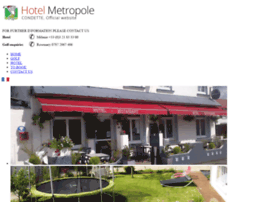 Hotel-metropole.co.uk thumbnail
