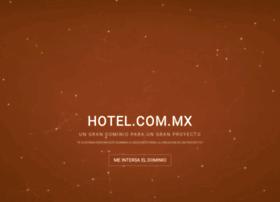 Hotel.com.mx thumbnail
