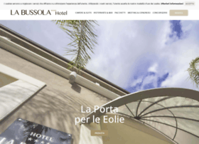 Hotelabussola.it thumbnail