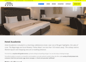 Hotelacademie.be thumbnail