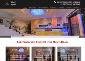 Hotelalpine.in thumbnail